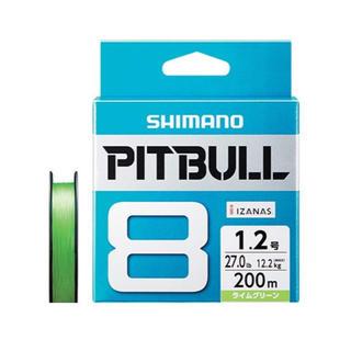 SHIMANO - PITBULL 8 1.2号