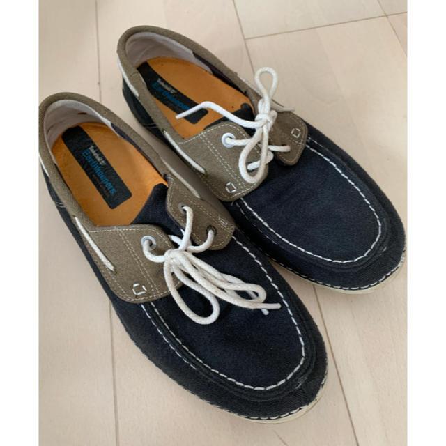 Timberland(ティンバーランド)のティンバーランド デッキシューズ メンズの靴/シューズ(デッキシューズ)の商品写真