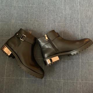 ベルシュカ(Bershka)のBershka 38サイズ ショートブーツ(ブーツ)