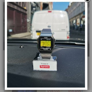 Supreme - 19AW Supreme TIMEX Digital Watch