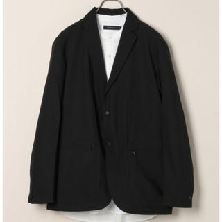 レイジブルー(RAGEBLUE)の新品★RAGEBLUE SOLOTEXテーラードジャケット ブラック S(テーラードジャケット)