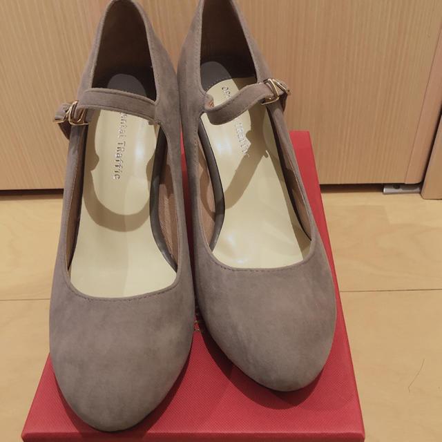 ORiental TRaffic(オリエンタルトラフィック)のオリエンタルトラフィック パンプス ストラップパンプス 秋冬 レディースの靴/シューズ(ハイヒール/パンプス)の商品写真