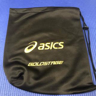 アシックス(asics)の新品未使用 アシックス ASICS グローブケース グラブ スパイク 小物入れ(シューズ)