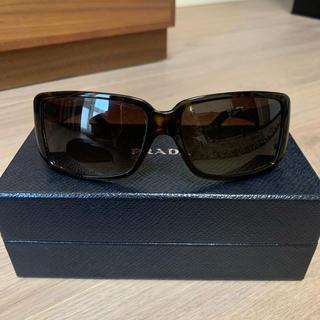 プラダ(PRADA)のPRADA プラダ サングラス 美品 正規品(サングラス/メガネ)