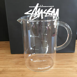 ステューシー(STUSSY)のSTUSSY Livin'GENERAL STORE   耐熱 コーヒージャグ(グラス/カップ)