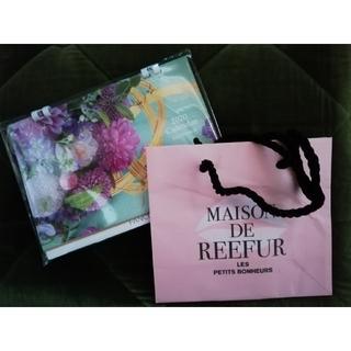 メゾンドリーファー(Maison de Reefur)のMeison de Reefur 袋/FANCL 卓上カレンダー 2020 花(カレンダー/スケジュール)