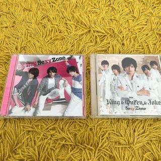 Sexy Zone - King&Queen&Joker(初回限定盤K CD+DVD) セクゾ