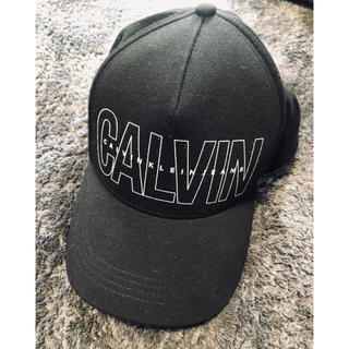 Calvin Klein - CALBIN KLEIN JEANS*キャップ