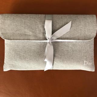クリスチャンディオール(Christian Dior)の【非売品】Dior ポーチ タオル付(ポーチ)