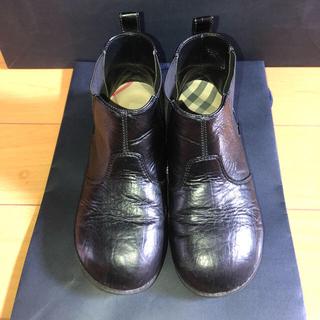 バーバリー(BURBERRY)の【BURBERRY】バーバリー 子供ブーツ 21㎝(ブーツ)