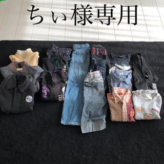 コムサイズム(COMME CA ISM)の男児服まとめ売り120 秋冬物(その他)