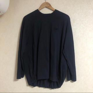 ドゥルカマラ(Dulcamara)のなかむ着用 dulcamara 18aw バルーンロンT(Tシャツ/カットソー(七分/長袖))