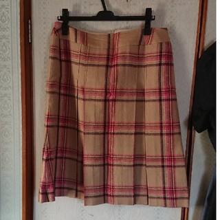 クミキョク(kumikyoku(組曲))の大きいサイズ  スカート(ひざ丈スカート)