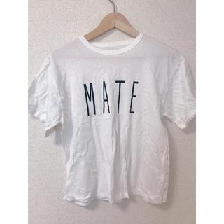 アダムエロぺ(Adam et Rope')のトップス(Tシャツ(半袖/袖なし))