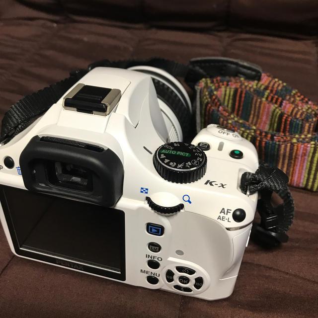 PENTAX(ペンタックス)のデジタルカメラ PENTAX  一眼レフ スマホ/家電/カメラのカメラ(デジタル一眼)の商品写真