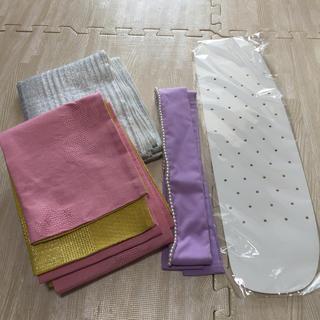 浴衣 小物 セット 帯 襟 パール (帯)