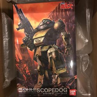 BANDAI - 装甲騎兵ボトムズ 1/20 スコープドッグ プラモデル