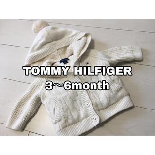 トミーヒルフィガー(TOMMY HILFIGER)のTOMMY HILFIGER ニット(ニット/セーター)