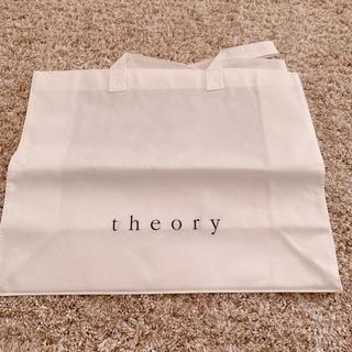セオリー(theory)のtheoryの袋(ショップ袋)