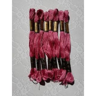 オリンパス(OLYMPUS)の700円→600円に値下げ♪ OLYMPUS   刺繍糸 8本セット(生地/糸)