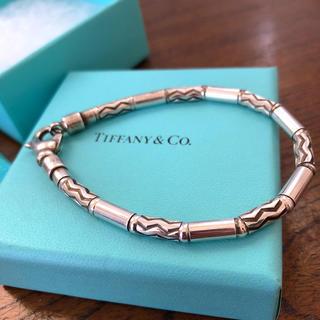 Tiffany & Co. - Tiffanyヴィンテージゲルマニウムブレス