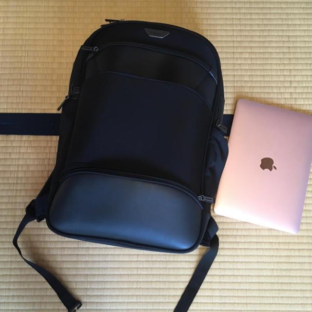 コストコ(コストコ)のTargus パソコンリュック PCリュック バックパック ビジネスリュック メンズのバッグ(バッグパック/リュック)の商品写真