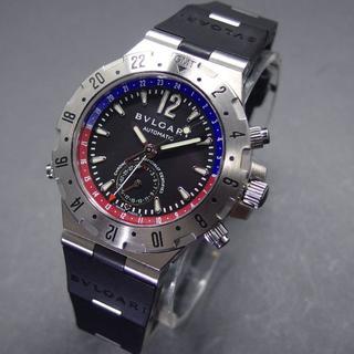 BVLGARI - 美品 ブルガリ ディアゴノ プロフェッショナル GMT 40SSD
