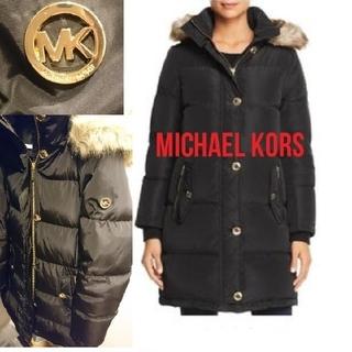 マイケルコース(Michael Kors)の新品 マイケルコース ダウンコート M コート MICHAEL KORS(ダウンコート)