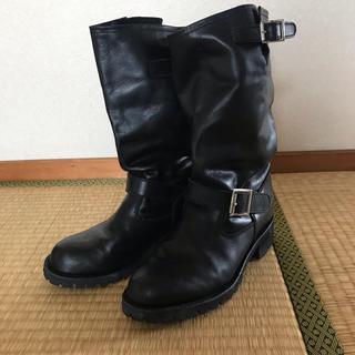 ヨースケ(YOSUKE)のYOSUKE エンジニアブーツ 23.5(ブーツ)
