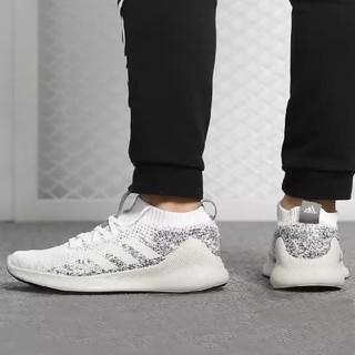 アディダス(adidas)の 定10789円限定進化系ランニング!アディダスピュアバウンス新品スニーカー白 (スニーカー)