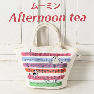 AfternoonTea - Moomin×Afternoon Tea  ミニトートバッグ