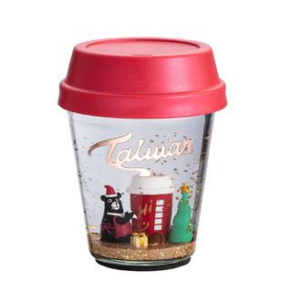 スターバックスコーヒー(Starbucks Coffee)の台湾 スターバックス クリスマス スノードーム(置物)
