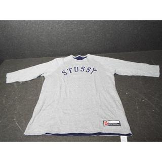 ステューシー(STUSSY)のステューシー リバーシブル ロンT カットソー MB827(Tシャツ/カットソー(七分/長袖))