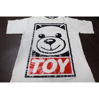モスキーノ(MOSCHINO)のmoschino モスキーノ Tシャツ 白 くま ベアー(Tシャツ(半袖/袖なし))