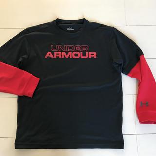 アンダーアーマー(UNDER ARMOUR)のアンダーアーマー 長Tシャツ 140 ymd(Tシャツ/カットソー)