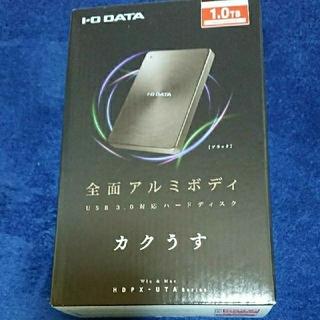 アイオーデータ(IODATA)のI・O DATA HDPX-UTA1.0K(PC周辺機器)