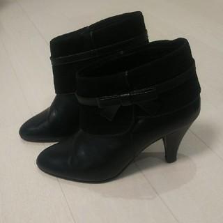 ダイアナ(DIANA)のショートブーツ(ブーツ)