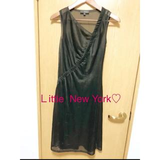 リトルニューヨーク(Little New York)のリトルニューヨーク   ドレス  ワンピース(ミディアムドレス)