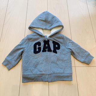 ギャップ(GAP)のGAP ボアパーカー ベビー(ジャケット/コート)