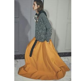 マルニ(Marni)のplan c  プランシー 2019SSコレクションラインロングスカート 36(ロングスカート)