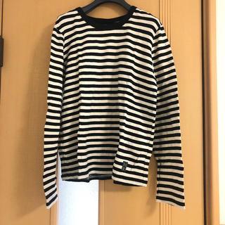 ホリデイ(holiday)のholiday ボーダーTシャツ(Tシャツ(長袖/七分))
