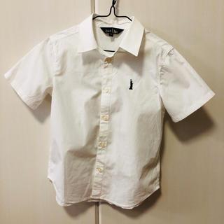 イーストボーイ(EASTBOY)のイーストボーイ East  Boy 半袖 白シャツ 120(Tシャツ/カットソー)