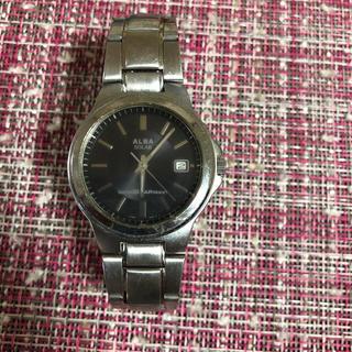 アルバ(ALBA)のメンズ 腕時計 ソーラー(腕時計(アナログ))