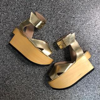 ヴィヴィアンウエストウッド(Vivienne Westwood)のロッキンホース スレイブ(ローファー/革靴)