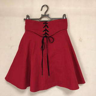 repipi armario - レピピアルマリオ スカート 赤