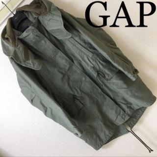 GAP - ◆GAP ギャップ◆M-51 モッズコート ミリタリー キルティングライナー S