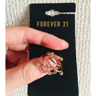 フォーエバートゥエンティーワン(FOREVER 21)の☆新品☆ forever21 指輪セット 7本セット ファッション指輪 (リング(指輪))