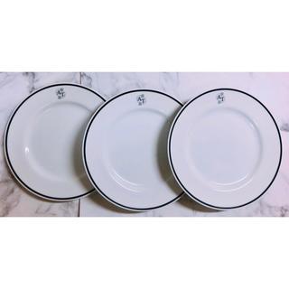 アフタヌーンティー(AfternoonTea)のアフタヌーンティー お皿 3枚セット(食器)