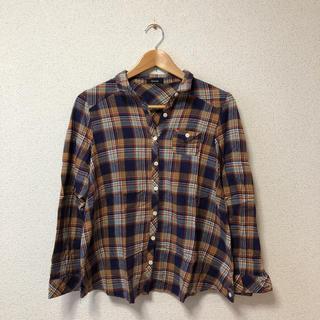 Discoat - チェックシャツ ネルシャツ トレンド
