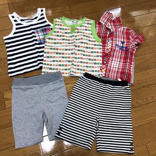 プティマイン(petit main)の男の子  子供服  まとめ売り  80.90(Tシャツ/カットソー)